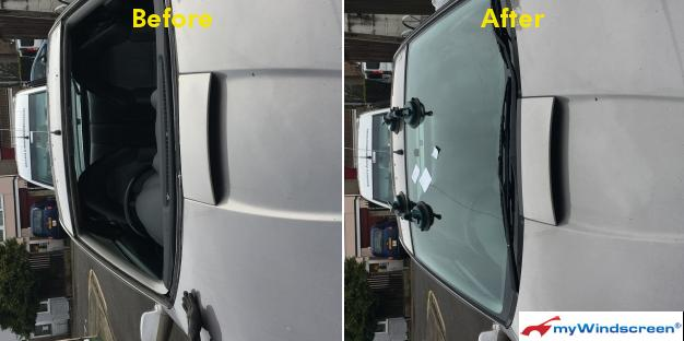Toyota Celica Windscreen Replacement in Bath